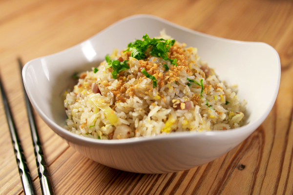 Bacon Fried Rice from Ba Bellies