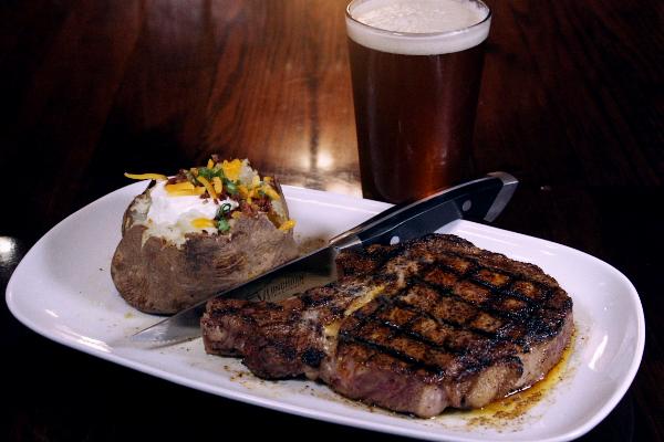 Longhorn Steakhouse - Ribeye