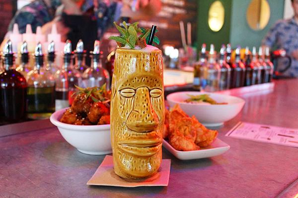 Biltong Bar - Tiki Cocktail