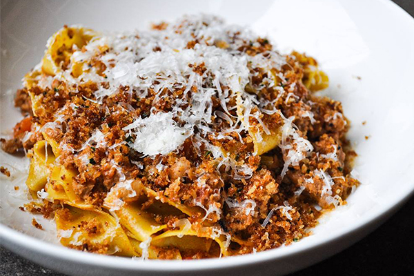Double Zero - Pasta | Photo: Facebook/doublezeroatl