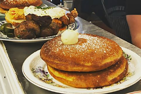 Hen Mother Cookhouse - Baked Pancake
