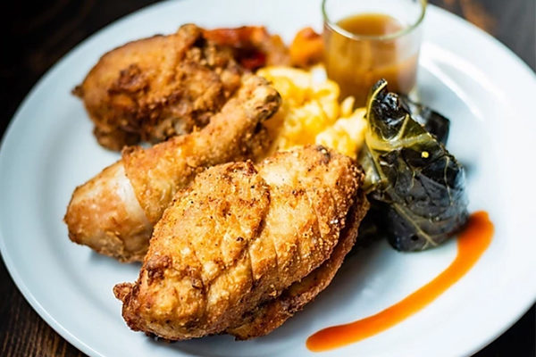Twisted Soul's Fried Chicken