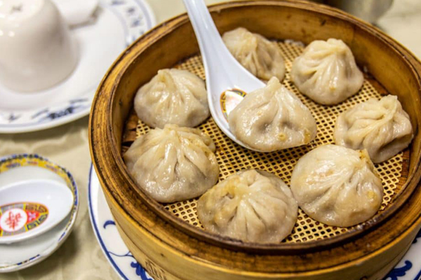 Northern China Eatery's Soup Dumplings