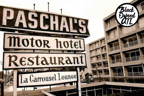 A photo of the pashcal's motor home restaurant